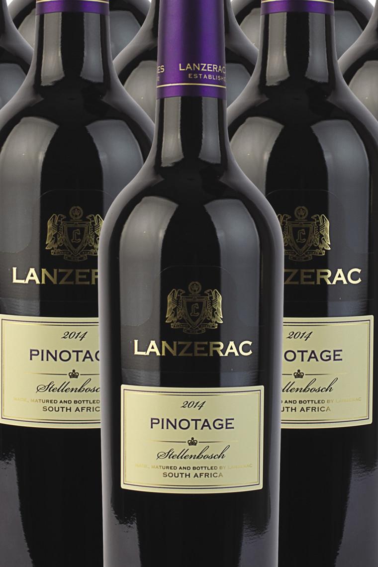 Lanzerac Pinotage