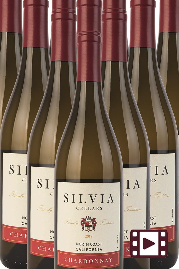 Silvia Cellars Chardonnay