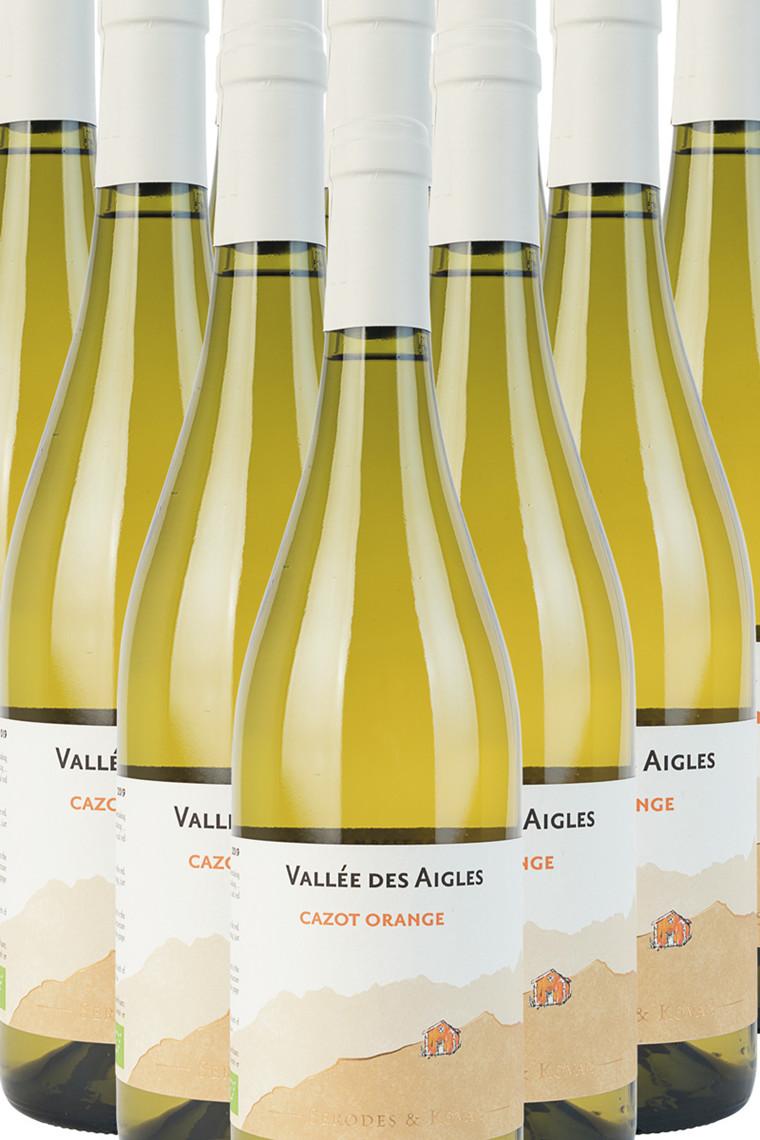 Vallée des Aigles - Orangevin