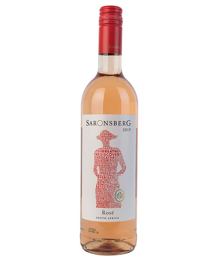 Saronsberg Provenance Shiraz Rosé