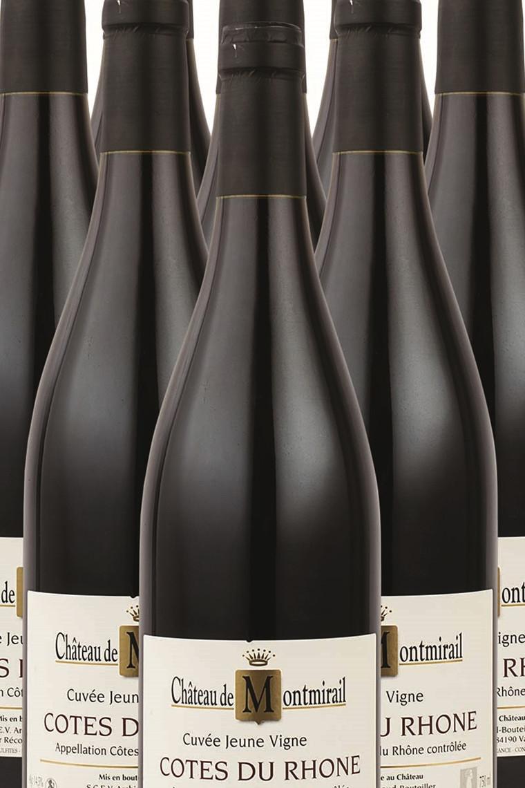 Cuvèe Jeune Vigne A.O.C Côtes du Rhône