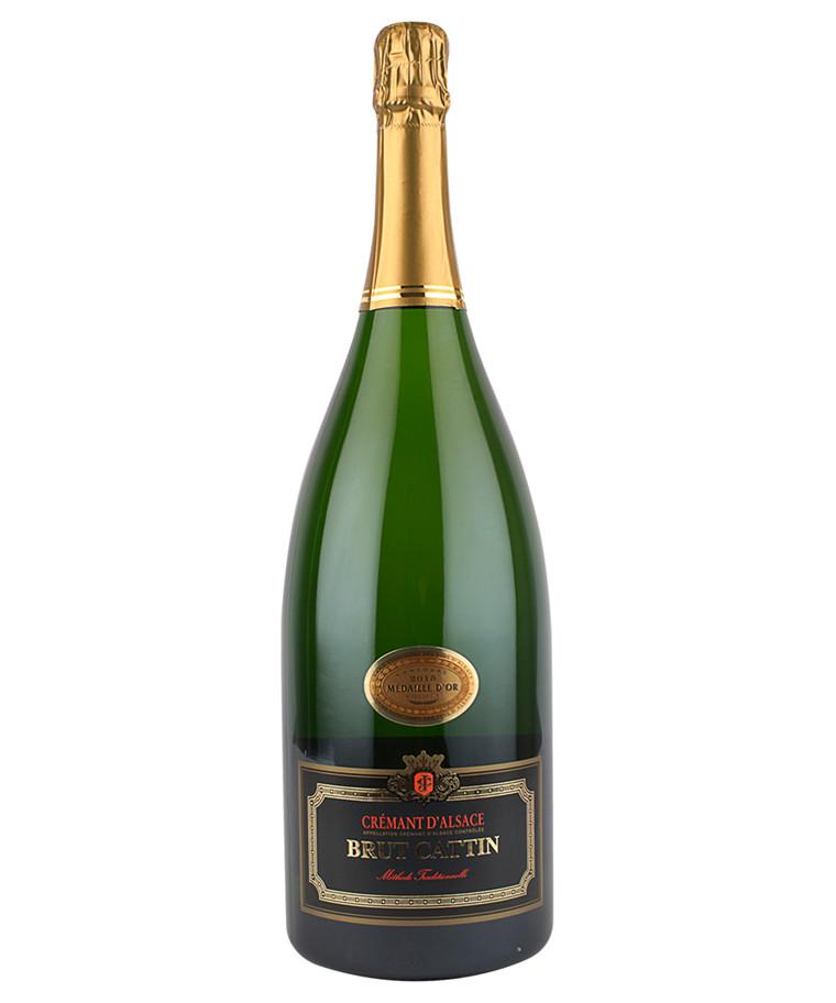 Crémant d'Alsace Brut M.O. Magnum u/gaverør