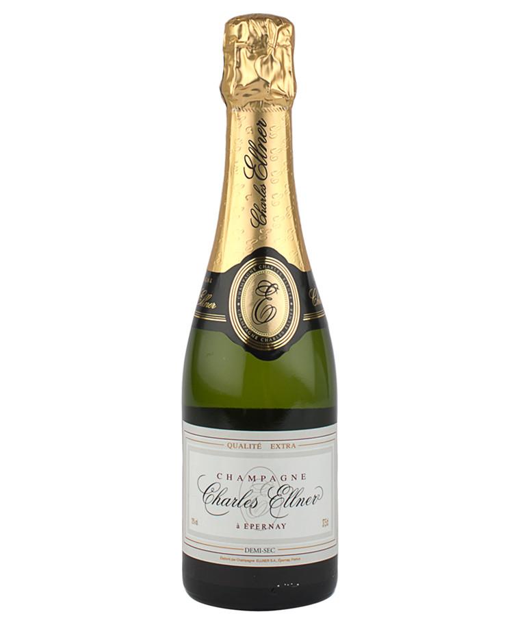 Charles Ellner Demi-Sec ½ flaske