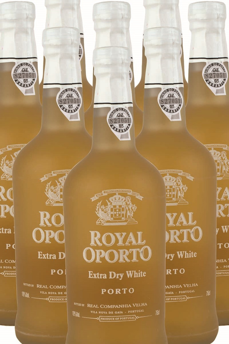 Royal Oporto Extra Dry White Port