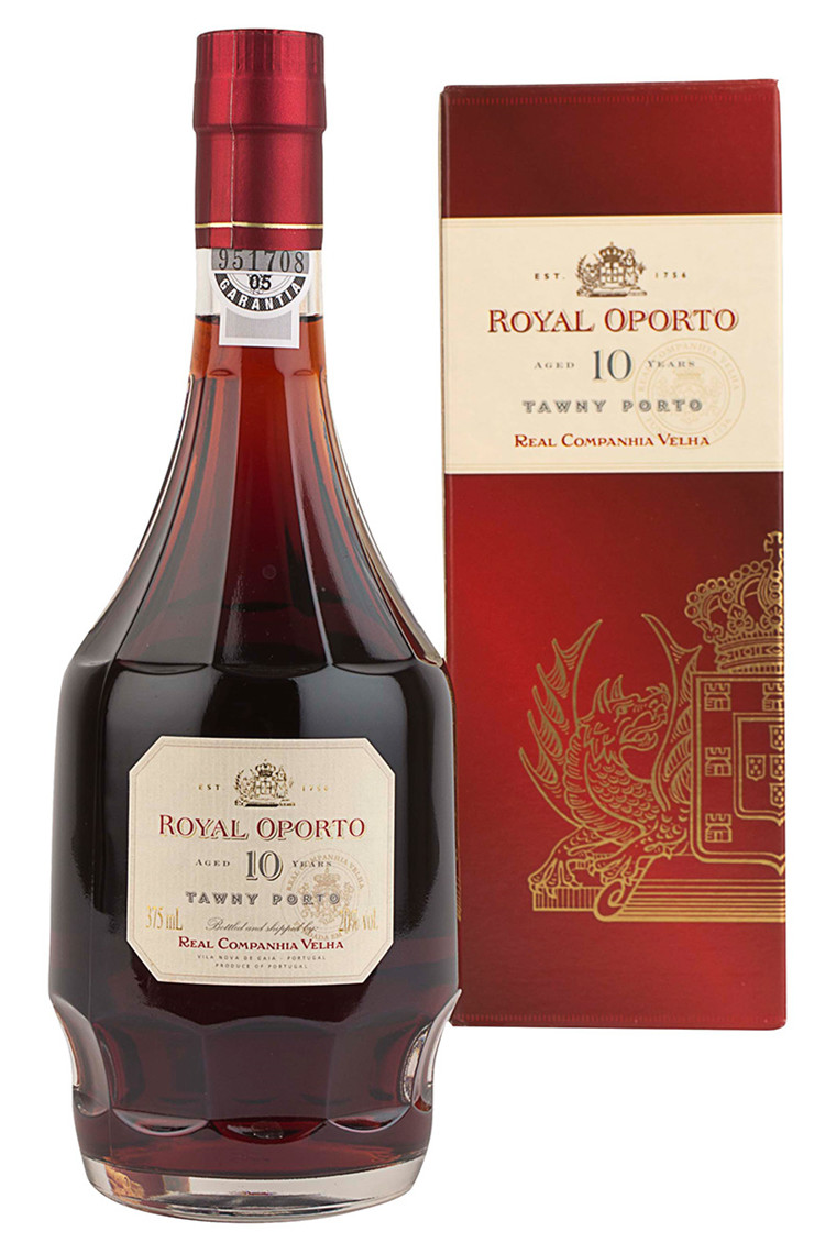 Royal Oporto 10 års Tawny Port ½ fl.