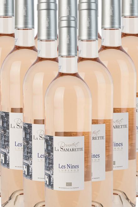 Les Nines Luberon Rosé