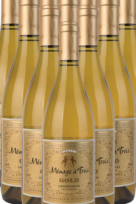 Ménage à Trois Gold Chardonnay
