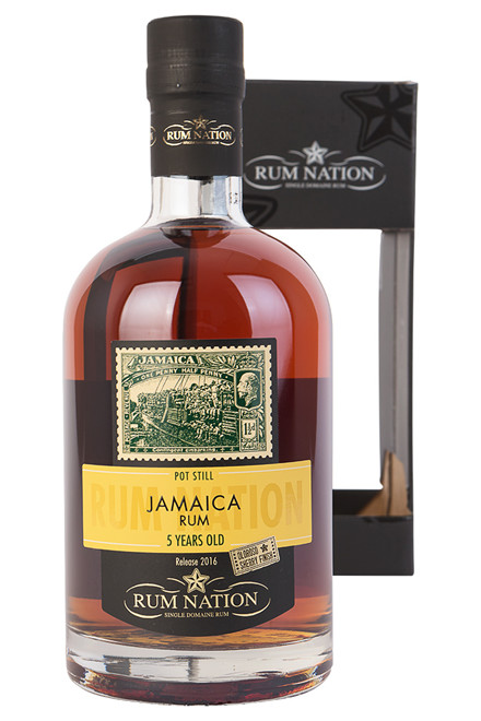 Rum Nation Jamaica Pot Still