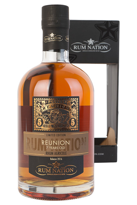 Rum Nation Reunion Agricole