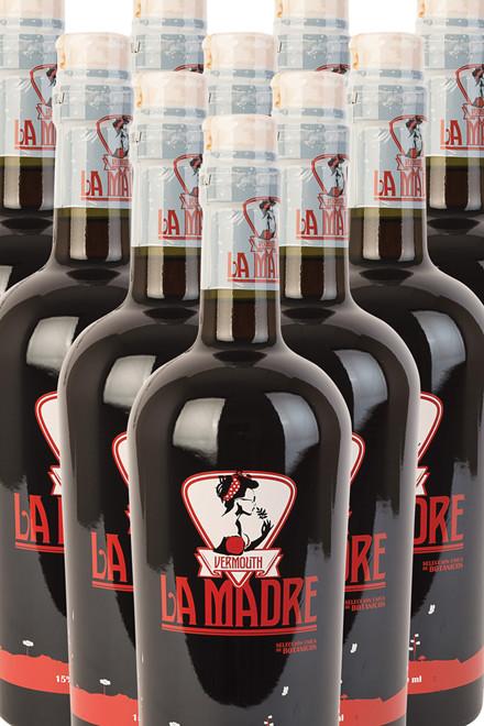 Vermouth La Madre Rouge
