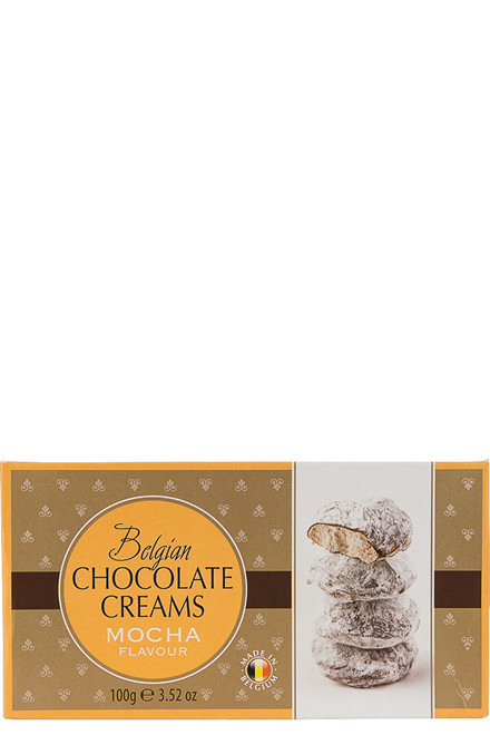 Mokka cream chokolade
