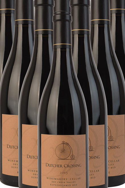 Dutcher Crossing Grenache/Syrah/Mourvedre