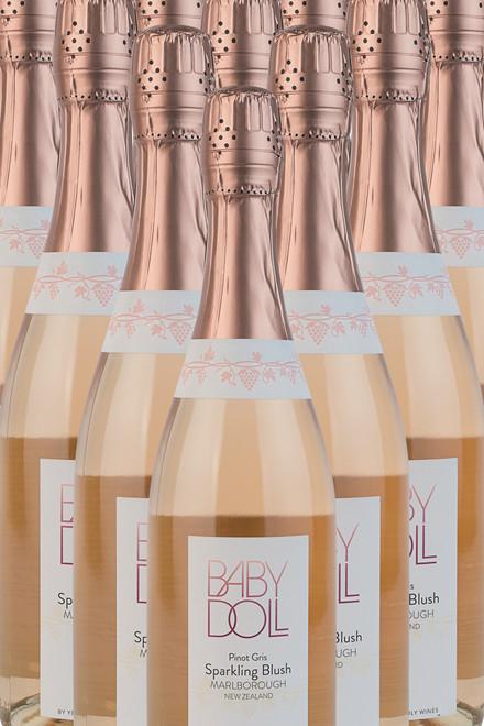 Baby Doll Sparkling Blush (rosé)