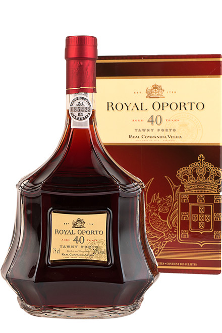 Royal Oporto 40 års Tawny Port