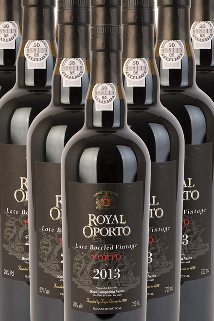 Royal Oporto LBV 2013