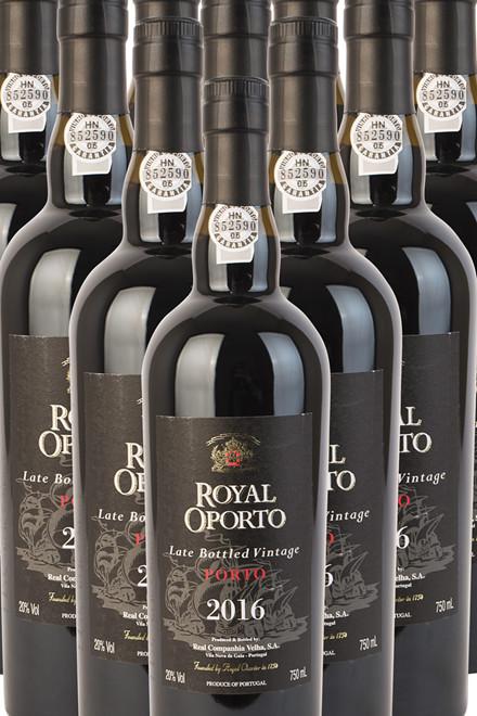 Royal Oporto LBV 2016