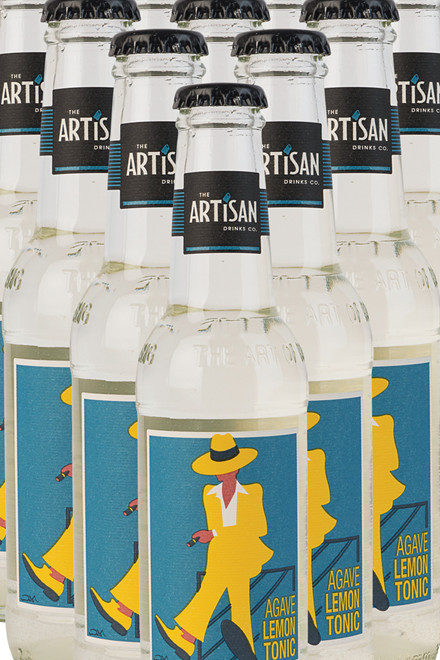 Artisan Agave Lemon Tonic
