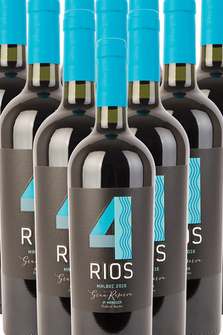 4 Rios Malbec Gran Reserva