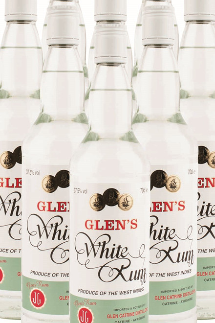 Glen's White Rum
