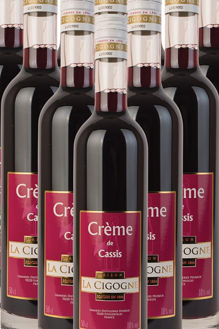 Crème de Cassis 50 cl.