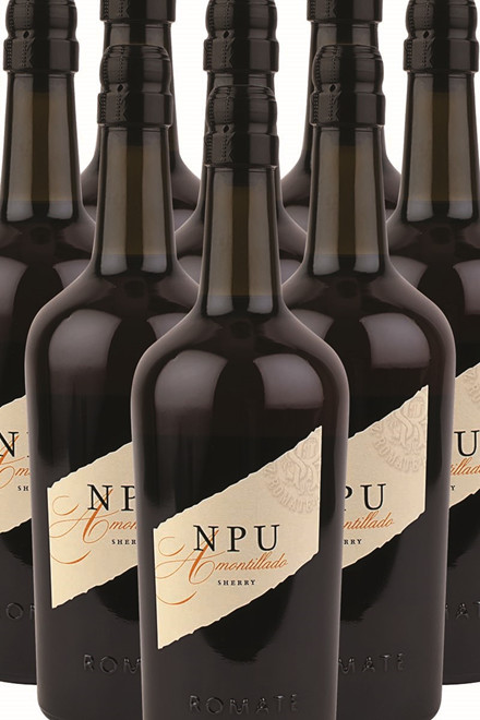 NPU Amontillado Sherry