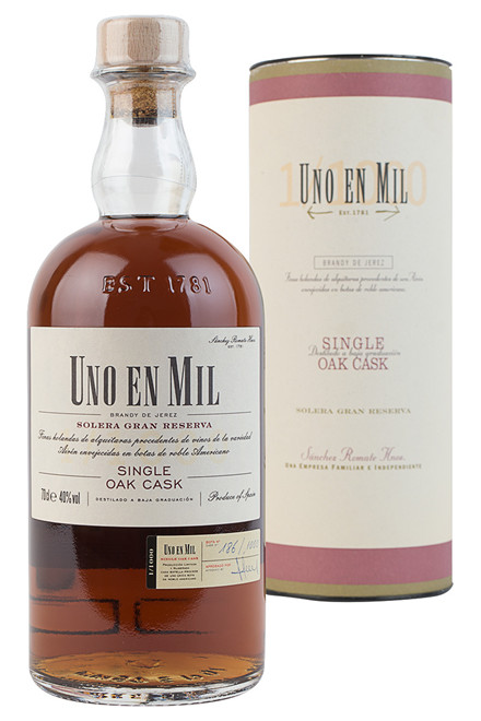 Uno En Mil Single Oak Cask