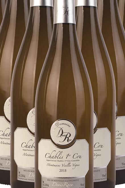 Chablis 1er Cru Montmains Vieilles Vignes