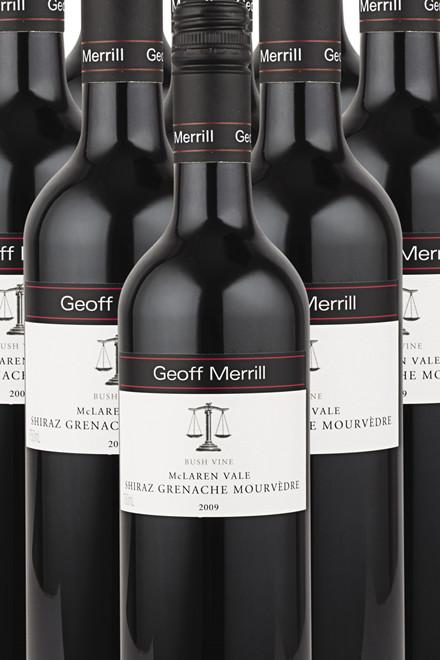 Geoff Merrill Shiraz/Grenache/Mourvedre
