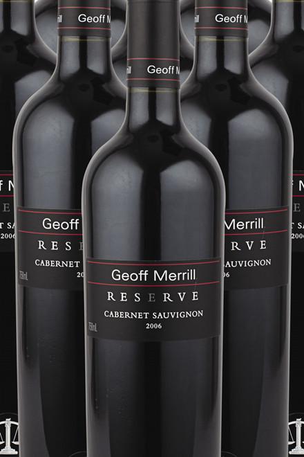 Geoff Merrill Cabernet Sauvignon Reserve