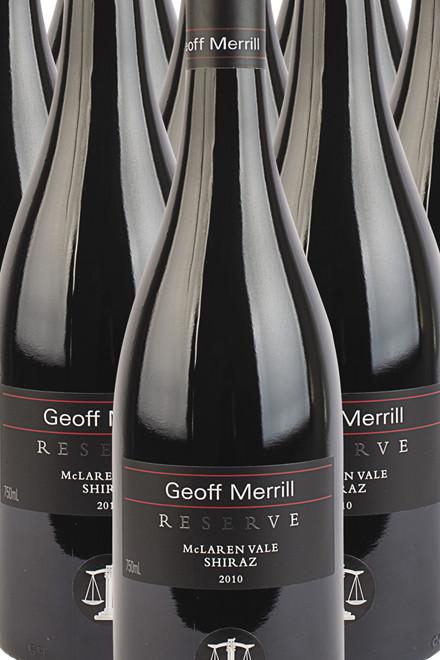 Geoff Merrill Shiraz Reserve