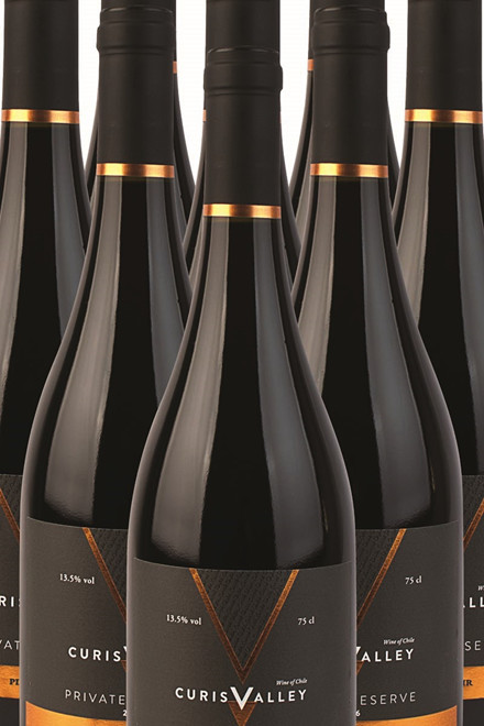 Curis Valley Pinot Noir Private Reserve