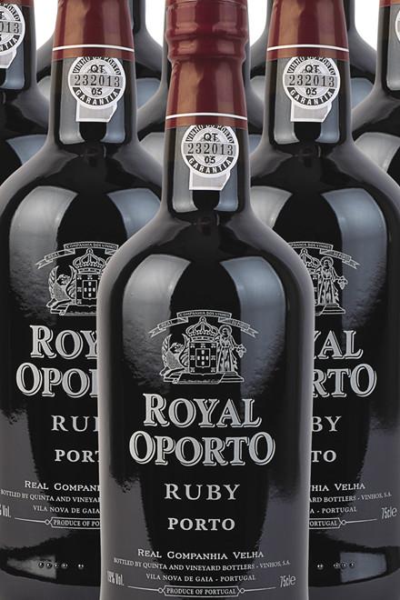 Ruby Port Royal Oporto