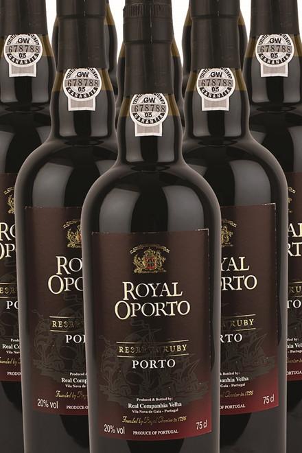 Reserva Port Royal Oporto