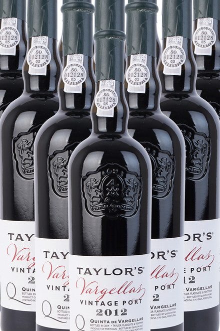 Taylor's Vargellas Vintage Port 2012