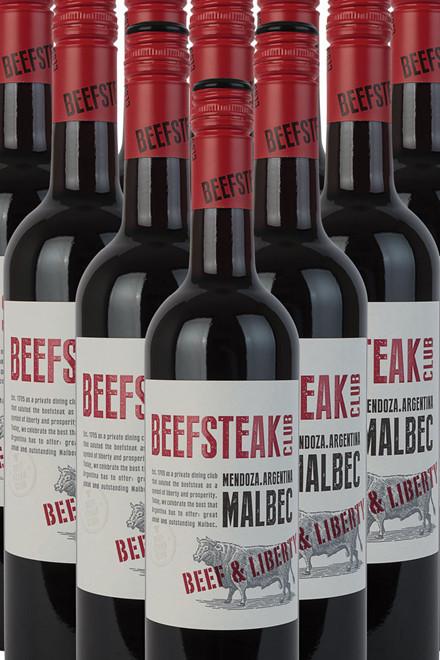 Beefsteak Club Beef & Liberty