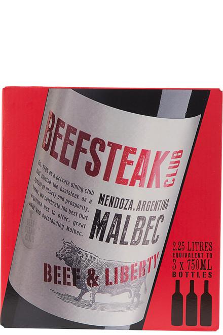 Beefsteak Club Malbec BIB 225 cl.