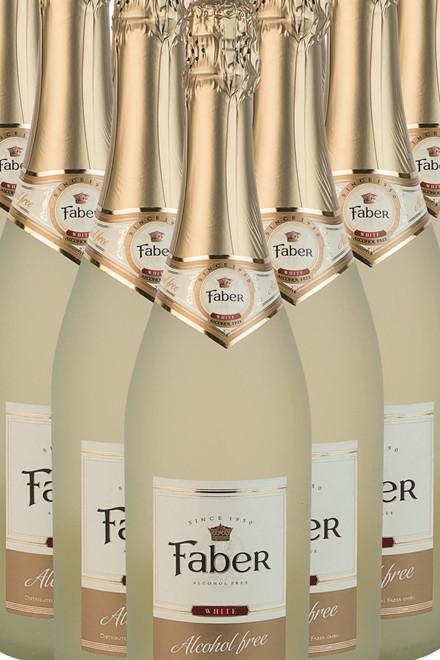 Faber - Sparkling White (alkoholfri)