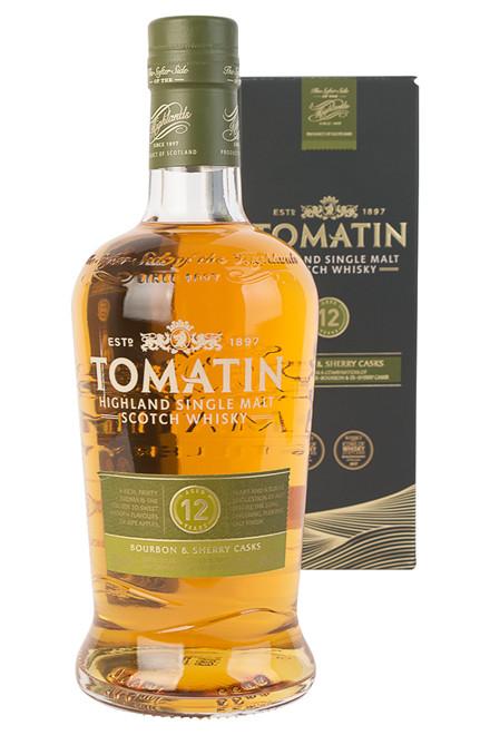 Tomatin Highland Whisky 12 års