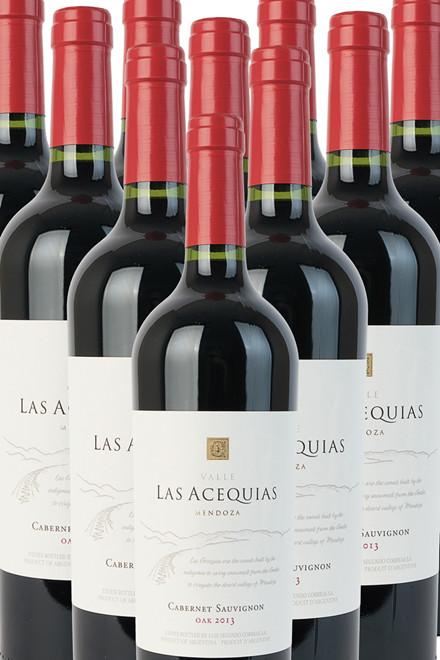 Las Acequieas Cabernet Sauvignon Oak
