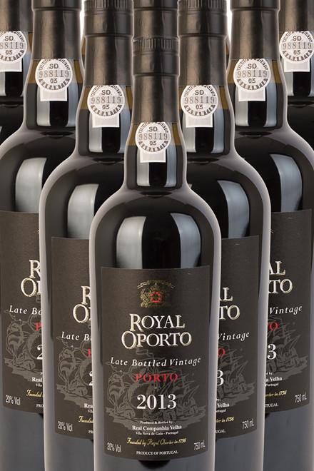 Royal Oporto LBV 2013