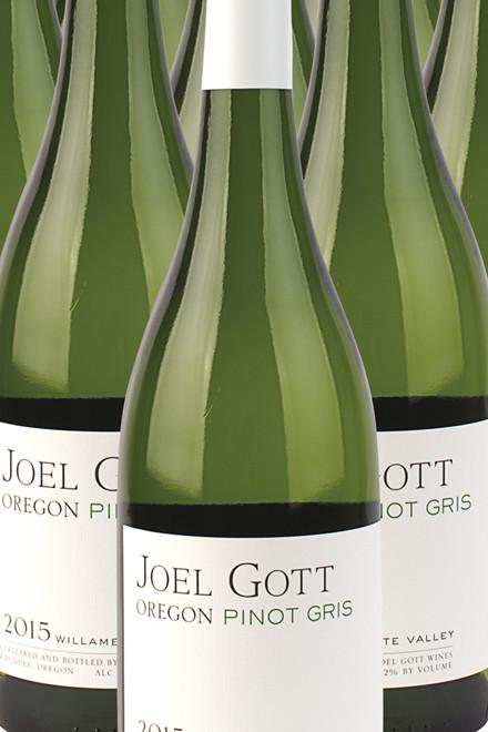 Joel Gott Pinot Gris Oregon