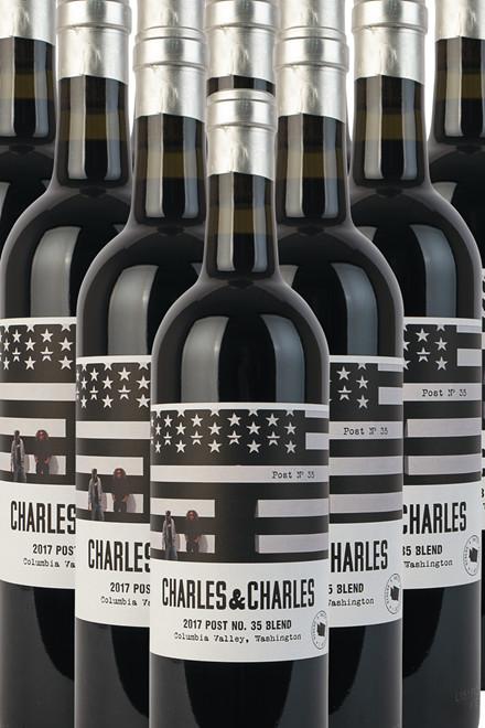 Charles & Charles Cab/Syrah Blend
