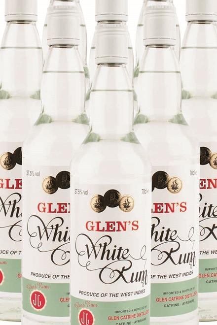 Glen`s White Rum