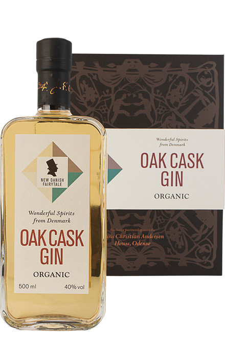 H.C. Andersen Oak Cask Gin