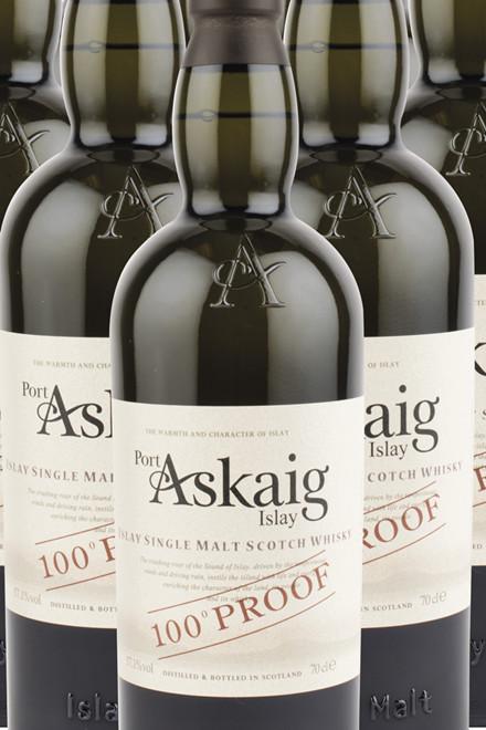 Port Askaig Islay 100 Proof