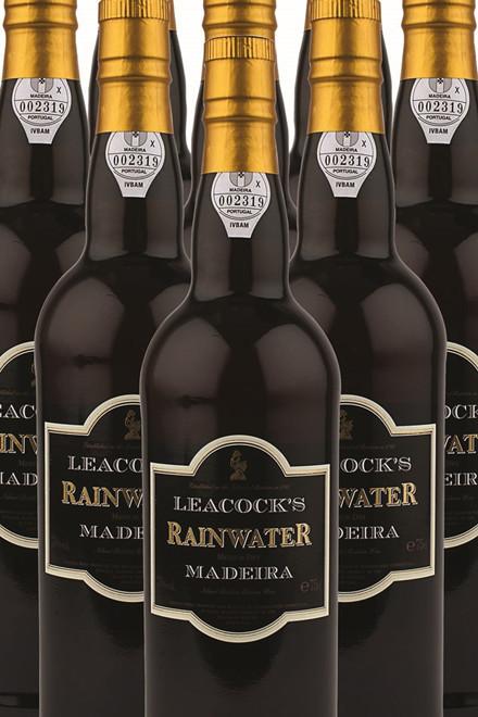 Leacock's Rainwater Madeira