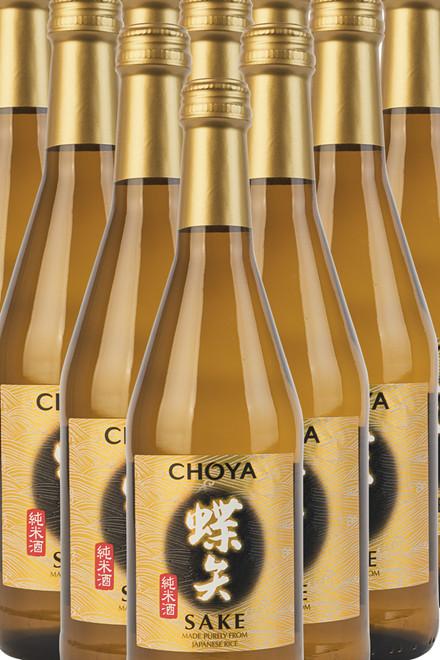 Choya Sake Gold Label