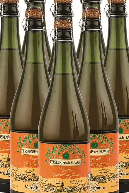 Fersken Cider