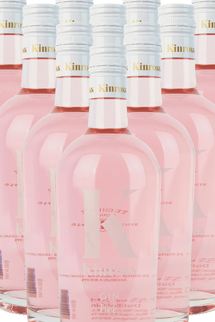 Kinross Pink Gin
