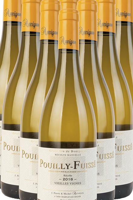 Pouilly-Fuissé Vieilles Vignes